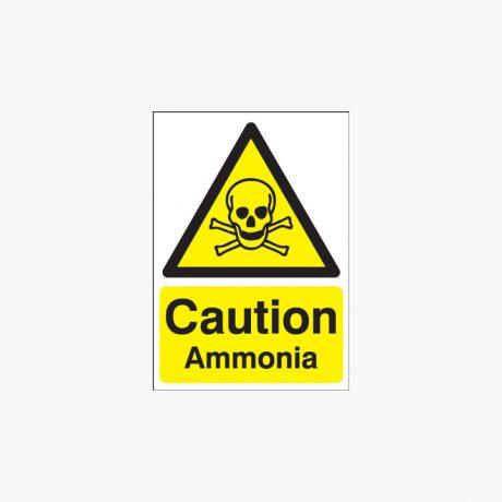 Ammonia Signs