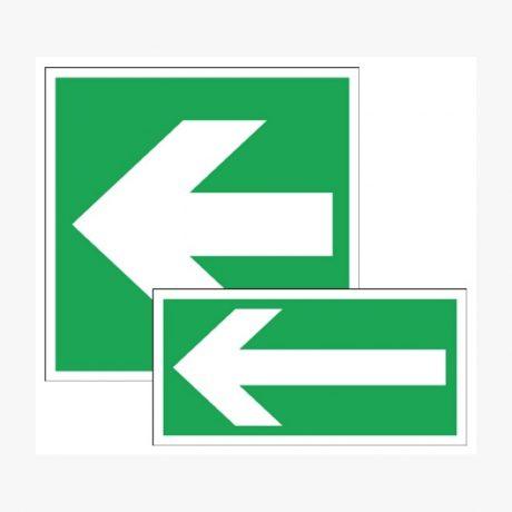 Arrow Left Signs
