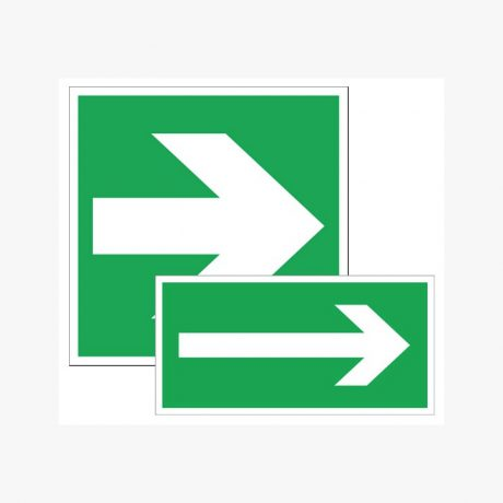 Arrow Right Signs