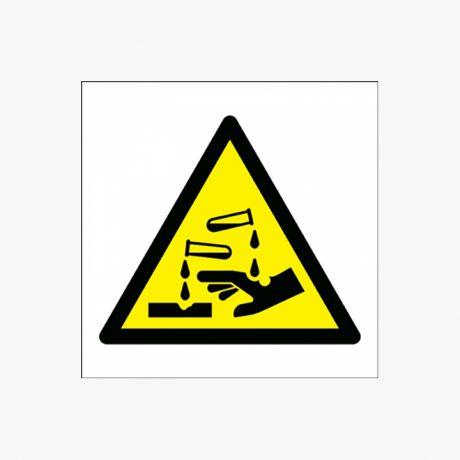 Corrosive Symbols