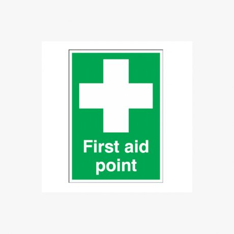 First Aid Point