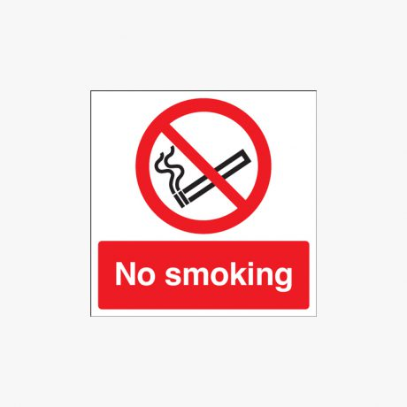 No Smoking Signs and Symbols