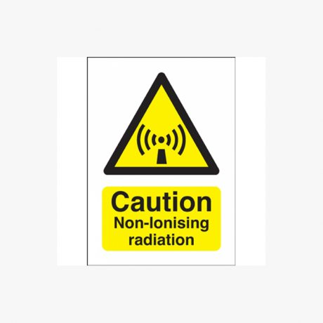 Non-Ionising Radiation Signs