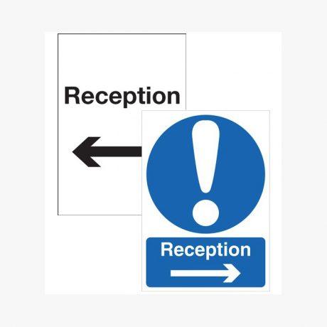 Reception Arrows