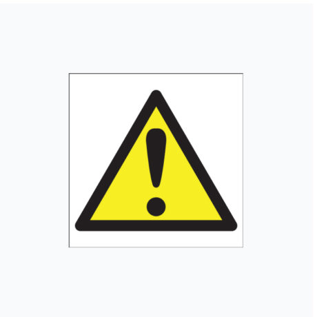 General Hazard Symbols (no text)