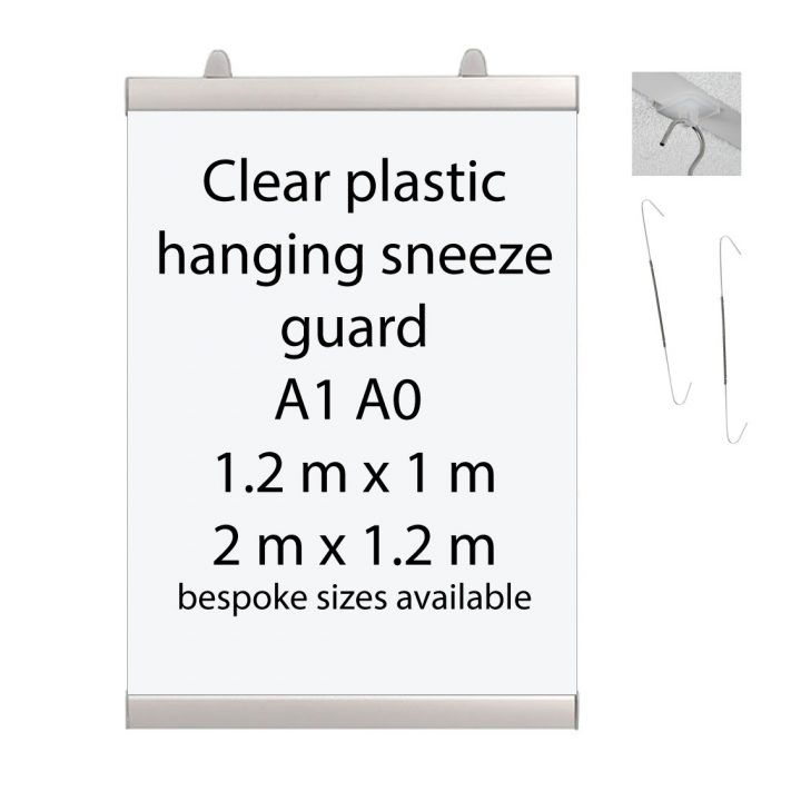 sneeze protection screen